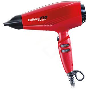 BaByliss PRO BAB7000IRE Rapido Red Profesionálny fén
