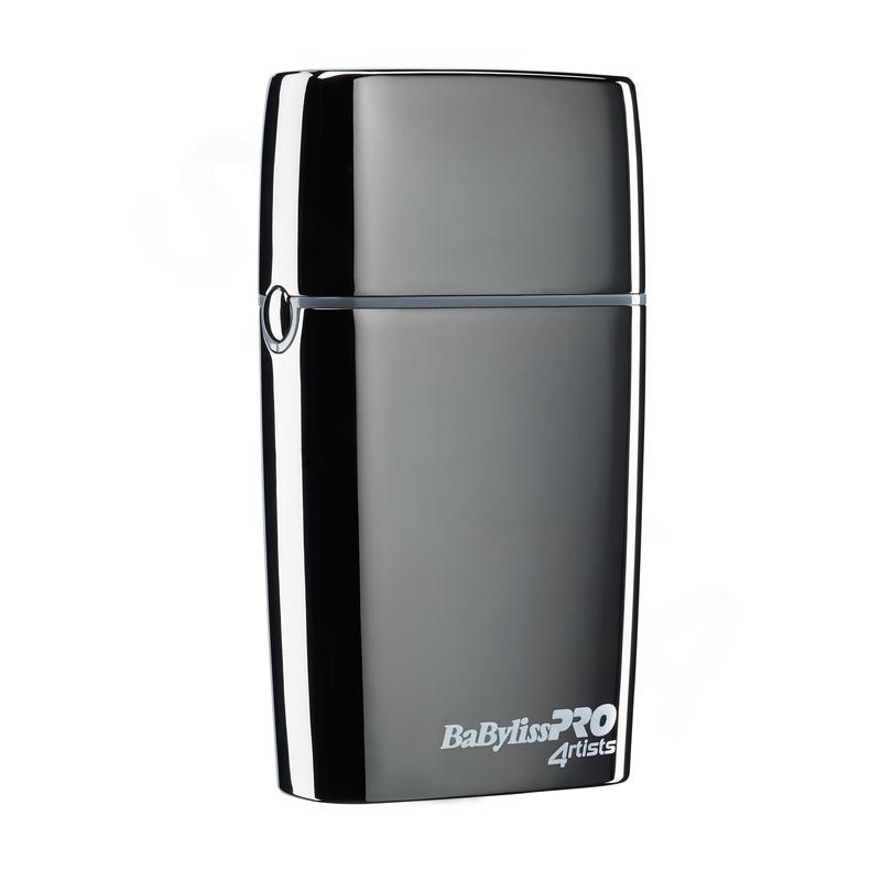 BaByliss PRO Foil FX02 FXFS2GSE Black Profesionálne holiaci strojček