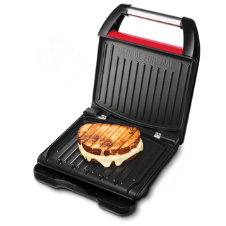 George Foreman 25030-56 Compact Steel Gril
