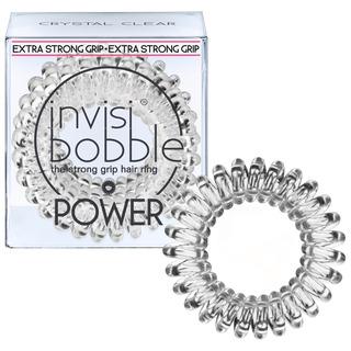 Invisibobble Crystal Clear Power - priehľadné gumičky