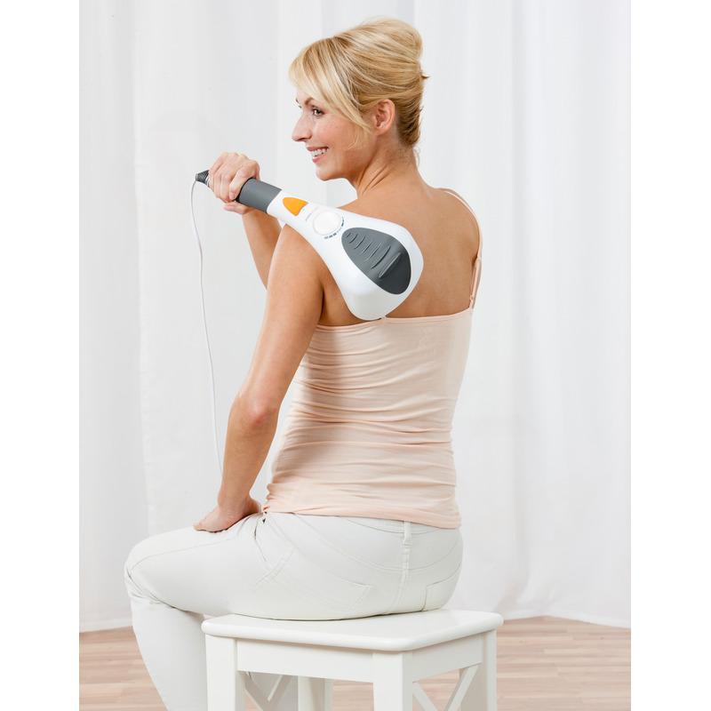 Medisana HM 858 Ručný masážny prístroj s červeným svetlom