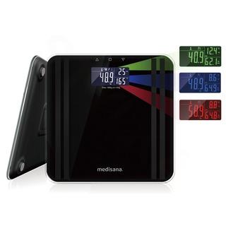 Medisana BS 465 Digitálna váha - čierna