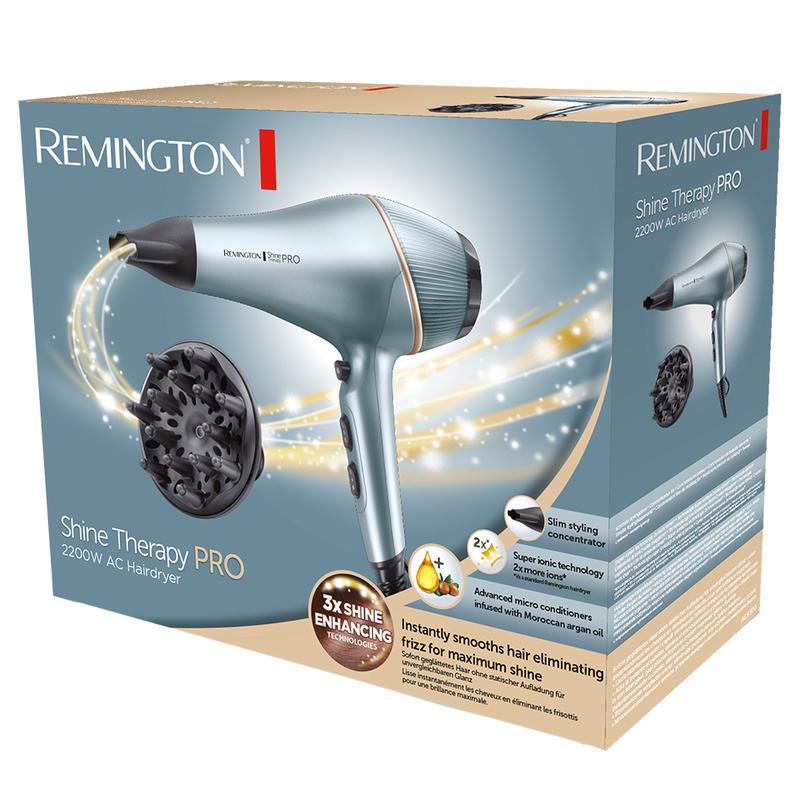 Remington AC9300 Shine Therapy Pre Sušič na vlasy