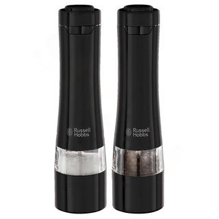 Russell Hobbs 28010-56 Čierne mlynčeky na soľ a korenie
