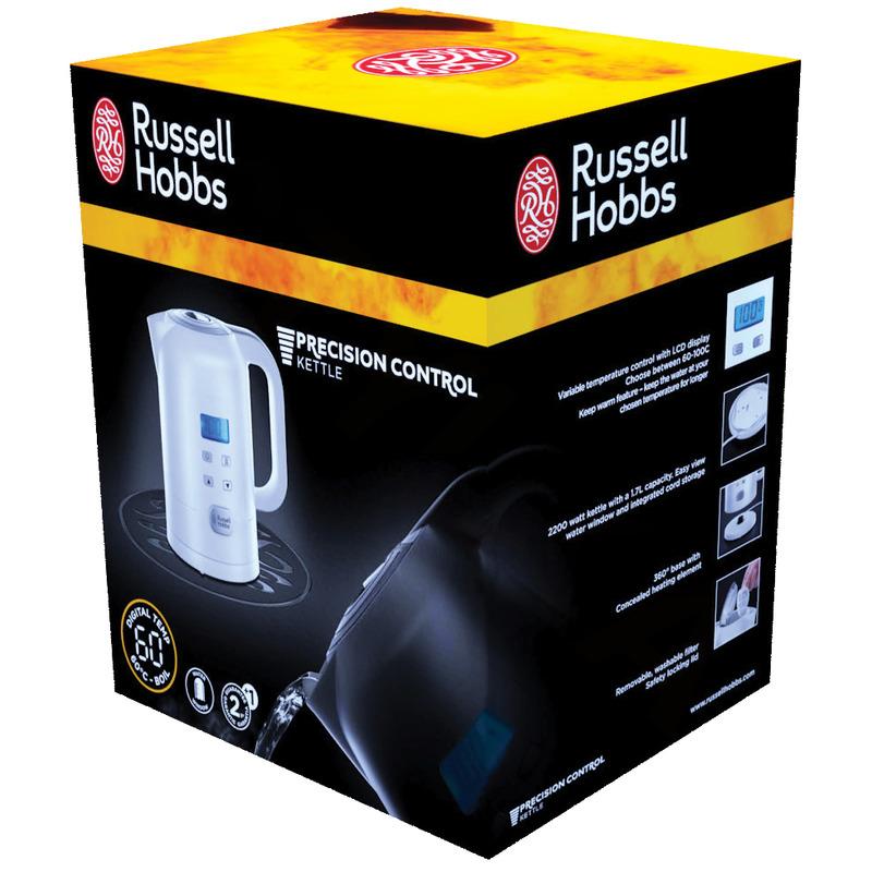 Russell Hobbs 21150-70 Precision Control rýchlovarná kanvica