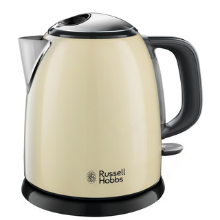 Russell Hobbs Rýchlovarná kanvica Colours Classic Cream Mini