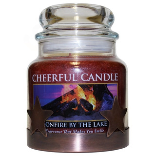 Cheerful Giver Medený nízky stojan na sviečku - hviezda
