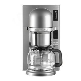 KitchenAid Kávovar na prelievanie kávu 5KCM0802ECU strieborná
