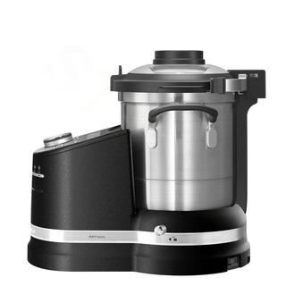KitchenAid Varný robot Artisan 5KCF0104EBK čierna liatina