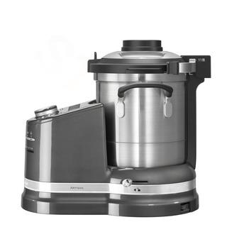 KitchenAid Varný robot Artisan 5KCF0104EMS striebristo šedá