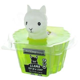 The Soap Story Mydlo s hračkou Llama - Lama