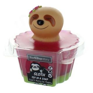 The Soap Story Mydlo s hračkou Sloth - Leňochod