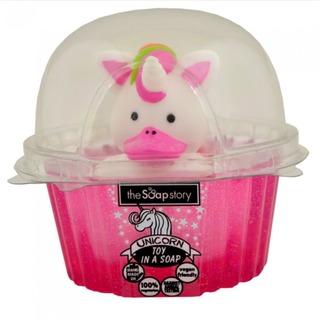 The Soap Story Mydlo s hračkou Unicorn - Jednorožec