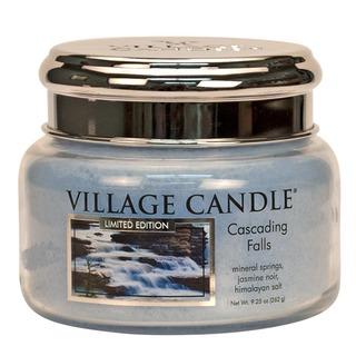 Village Candle Malá vonná sviečka v skle Cascading Falls 262g