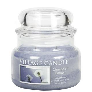 Village Candle Malá vonná sviečka v skle Change of Season 262g - Premeny jari