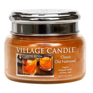 Malá vonná sviečka v skle Classic Old Fashioned 262g - Osvedčená klasika