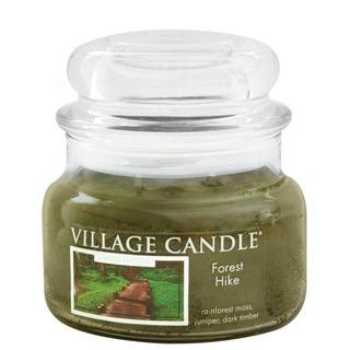 Village Candle Malá vonná sviečka v skle Forest Hike 262g - Zákoutí lesa