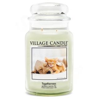 Village Candle Veľká vonná sviečka v skle Togetherness 645g - Súdržnosť