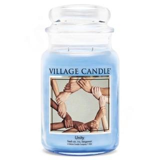 Village Candle Veľká vonná sviečka v skle Unity 645g - Súdržnosť