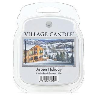 Village Candle Vonný vosk Aspen Holiday 62g - Sviatočné Aspen