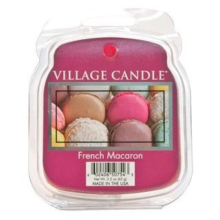 Village Candle Vonný vosk French Macaron 62g - Francúzske makrónky