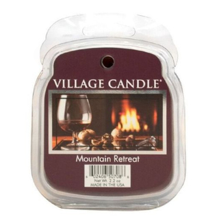 Village Candle Vonný vosk Mountain Retreat 62g - Víkend na horách