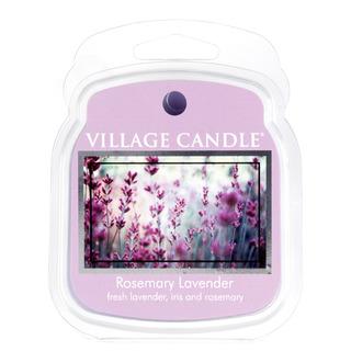 Village Candle Vonný vosk Rosemary Lavender 62g - Rozmarín a levandule