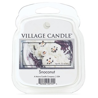 Village Candle Vonný vosk Snoconut 62g - Kokosový sneh