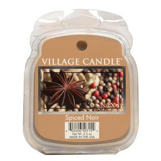 Village Candle Vonný vosk Spiced Noir 62g - Korenie života