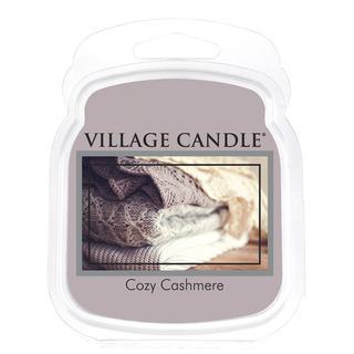 Village Candle Vonný vosk Cozy Cashmere 62g - Kašmírové pohladenie