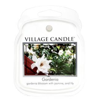 Village Candle Vonný vosk Gardenia 62g - Gardénia