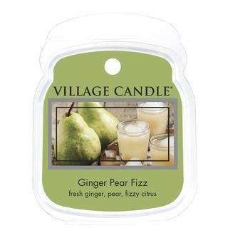 Village Candle Vonný vosk Ginger Pear Fizz 62g - Hruškový fizz so zázvorom
