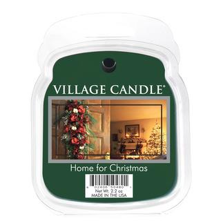 Village Candle Vonný vosk Home for Christmas 62g - Čaro Vianoc