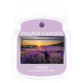 Village Candle Vonný vosk Lavender 62g - Levanduľa