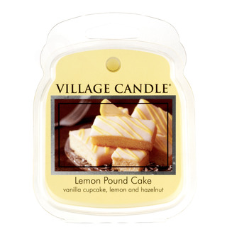 Village Candle Vonný vosk Lemon Pound Cake 62g - Citrónový koláč