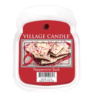 Village Candle Vonný vosk Peppermint Bark 62g - Mätové potešenie