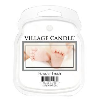 Village Candle Vonný vosk Powder Fresh 62g - Púdrová sviežosť