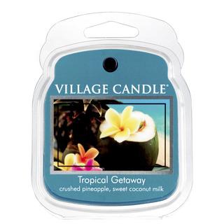 Village Candle Vonný vosk Tropical Getaway 57g - Víkend v trópoch