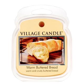 Village Candle Vonný vosk Warm Buttered Bread 62g - Teplé maslovej žemličky