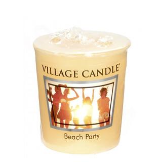Village Candle Votívny sviečka Beach Party 57g - Plážová párty