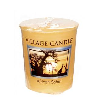 Village Candle Votívny sviečka African Safari 57g - Africké safari