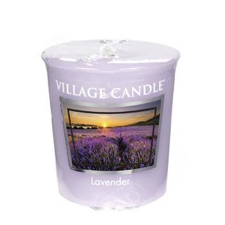 Village Candle Votívny sviečka Lavender 57g - Levanduľa