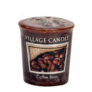 Village Candle Votívny sviečka Coffee Bean 57g - Zrnková káva