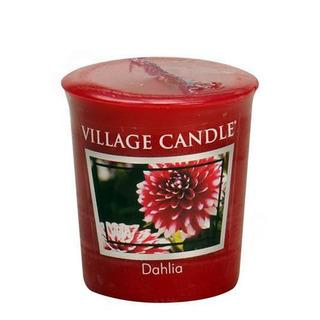 Village Candle Votívny sviečka Dahlia 57g - Jiřina