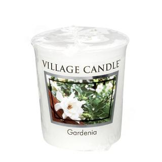 Village Candle Votívny sviečka Gardenia 57g - Gardénia