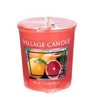 Village Candle Votívny sviečka Pink Grapefruit 57g - Ružový grapefruit