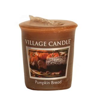 Village Candle Votívny sviečka Pumpkin Bread 57g - Tekvicový chlieb