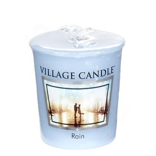 Village Candle Votívny sviečka Rain 57g - Dážď