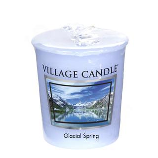 Village Candle Votívny sviečka Ľadovcový vánok 57g - Glacial Spring