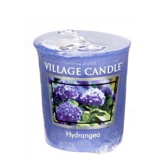 Village Candle Votívny sviečka Hydrangea 57g - Hortenzie